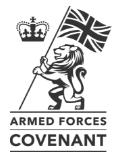 Armed force logo